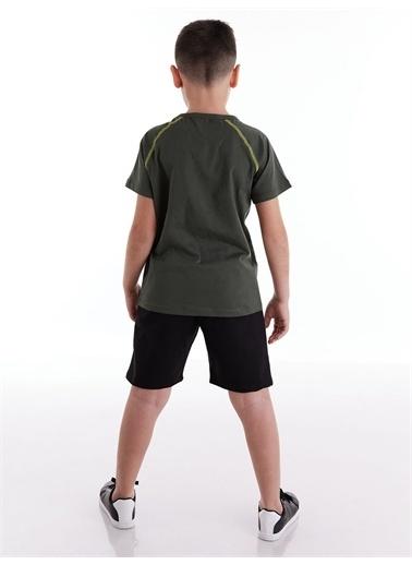Mushi X-treme Erkek Çocuk Şort Takım Renkli
